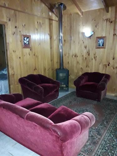 cabaña para 4   y 6  personas en lican ray