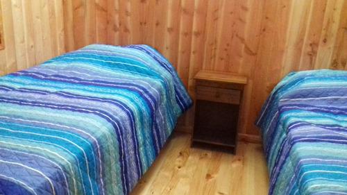 cabaña para 6 personas en caburgua