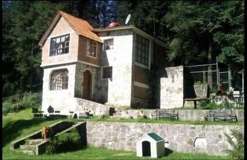cabaña real del monte