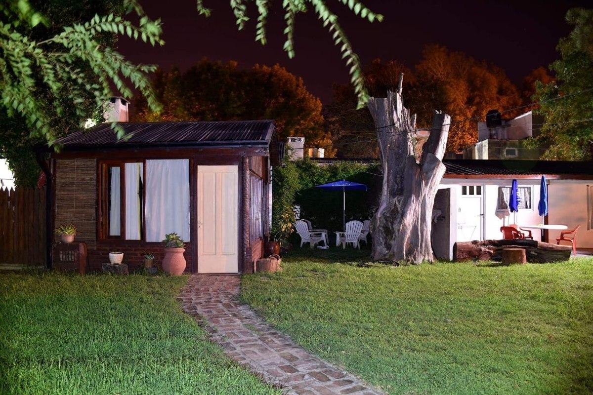 cabaña rustica para 4/5 personas  consulte promo marzo