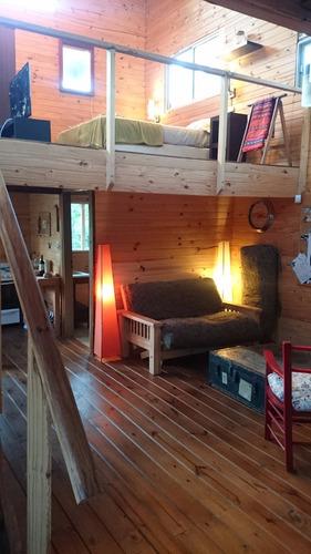 cabaña tipo loft