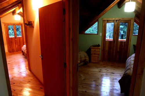 cabaña totalmente equipada para2-4-5-6 personas