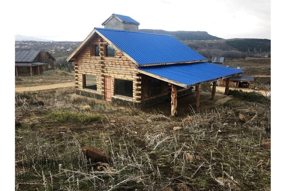 cabaña venta 3 dormitorios a terminar alumine