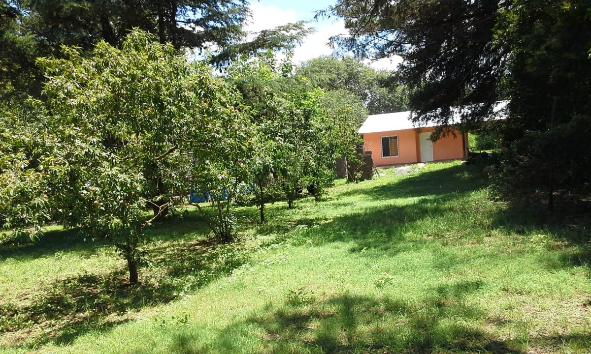 cabaña villa giardino cordoba 5p parque arbolado punilla feb