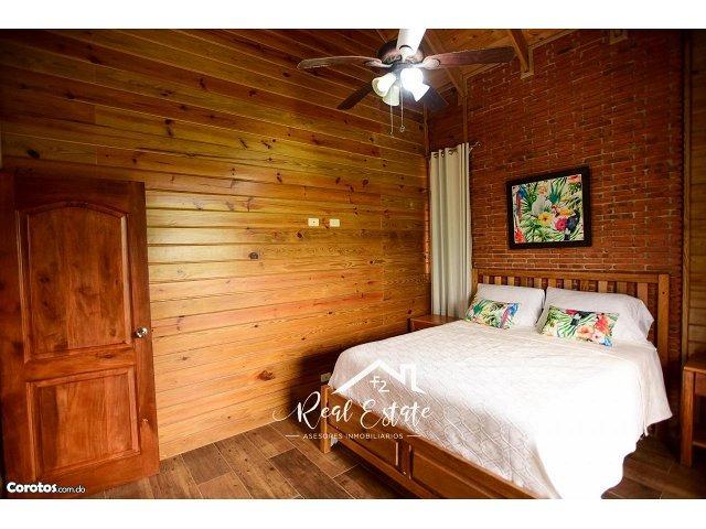 cabaña villa jarabacoa