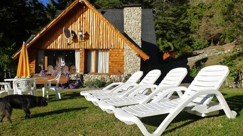cabaña villa la angostura verano 2018
