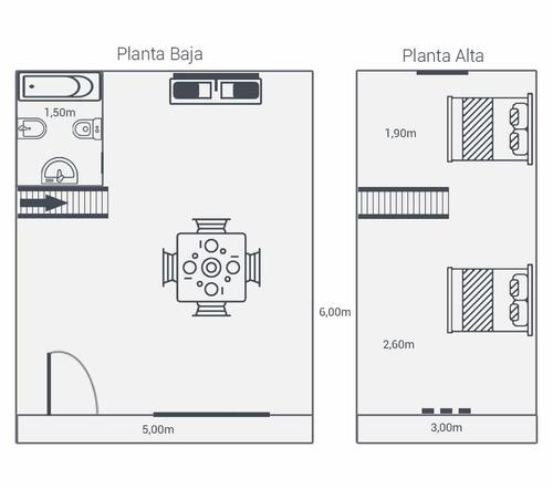 cabañas alpinas - alpinashome - fabricacion/construccion
