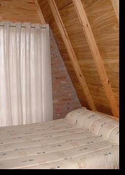 cabañas alpinas san pedro (desde $1000x noche dia de semana)