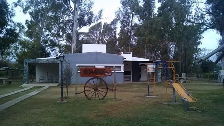cabañas campos - villa ciudad parque - valle de calamuchita