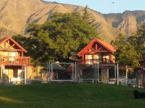 cabañas, casas, bungalows en alquiler  en merlo san luis