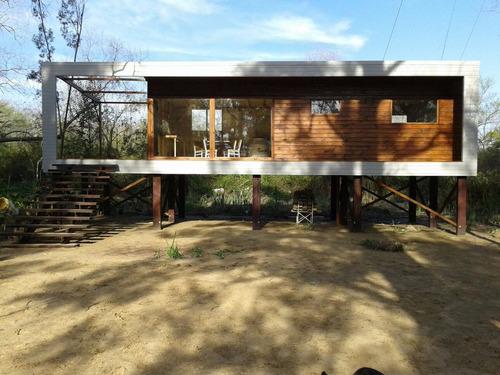 cabañas, casas construcción