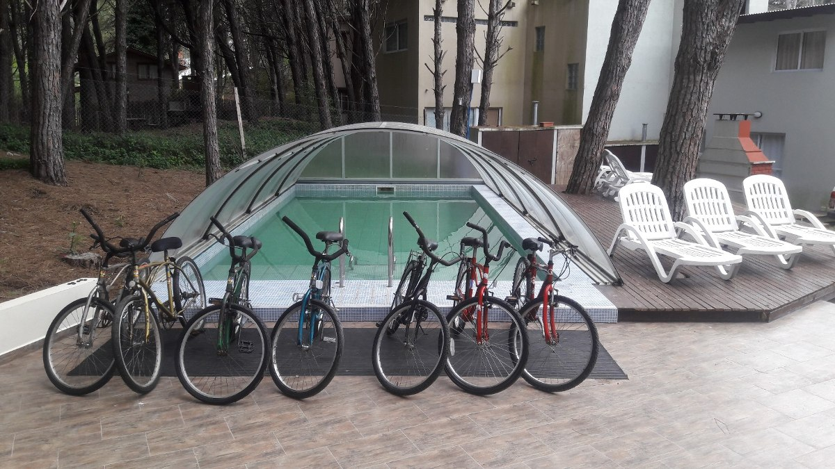 cabañas con piscina mar azul de 2 a 12 personas