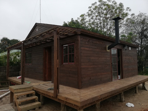 cabañas construccion casas