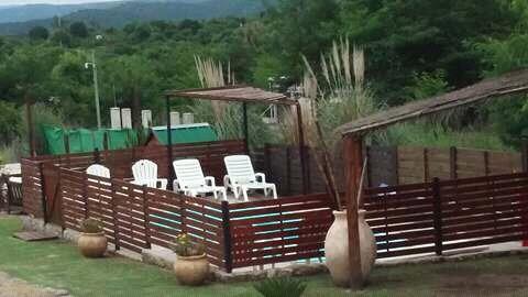 cabañas cosquín-piscina-sierras promo pax4 marzo $2000 x dia