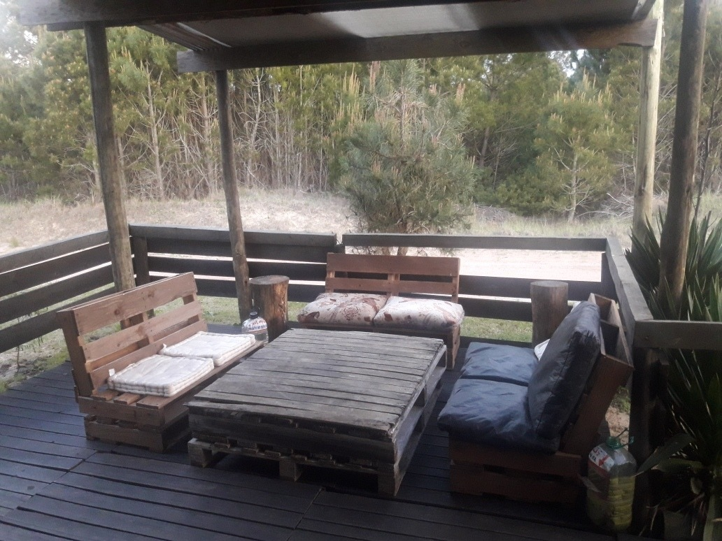 cabañas de la viuda, punta del diablo - rocha - turismo