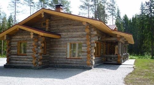 cabañas de troncos construcciones córdoba y provincias