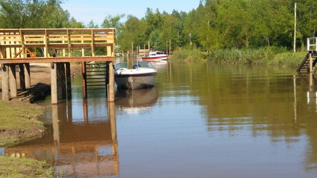 cabañas delta tigre canal privado y rio sarmiento