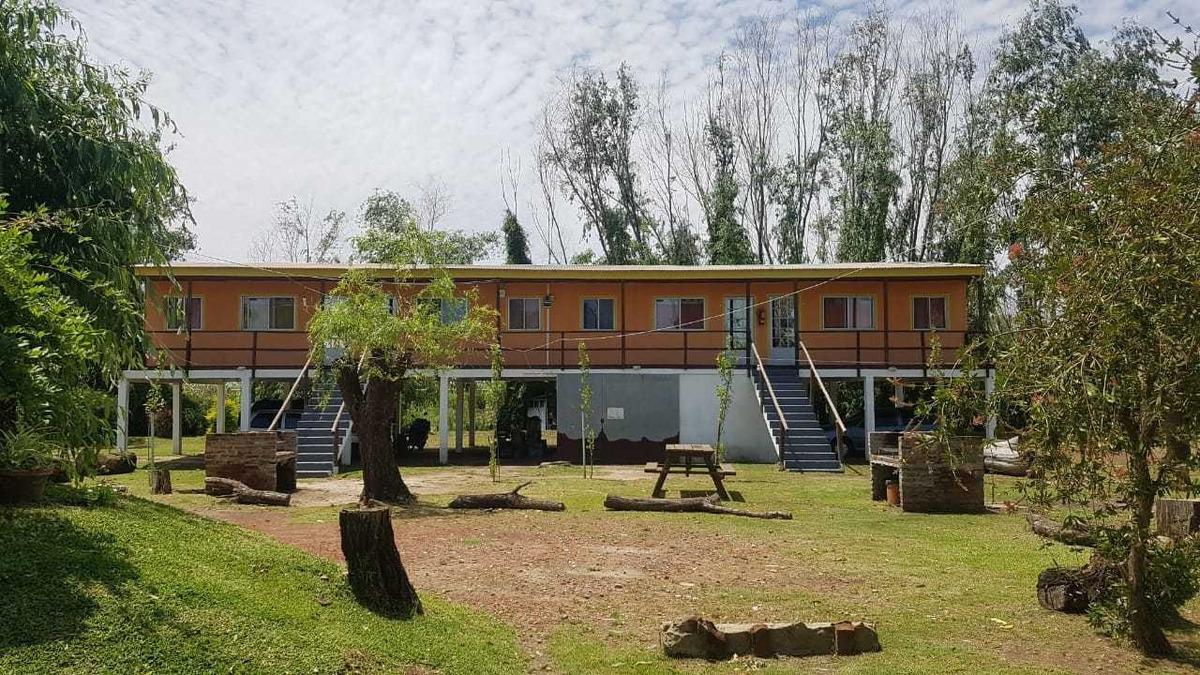 cabañas departamentos, pileta, alojamiento, villa paranacito