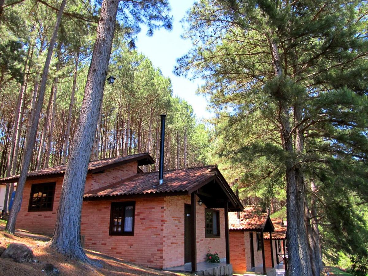 cabanas e apartamentos com lareira na serra gaúcha.