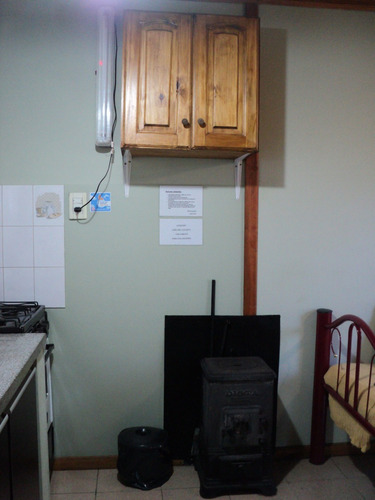 cabañas el cunumí - 1 y 2 dormitorios
