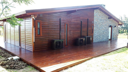 cabañas en madera / prefabricadas / excelente calidad