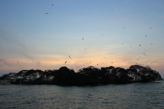 cabañas en rincon del mar