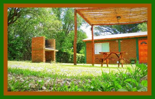 cabañas en villa giardino