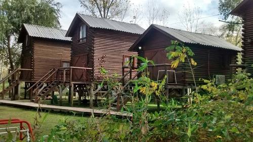 cabañas espera502 isla delta de tigre wifi,bote-canoa,pileta