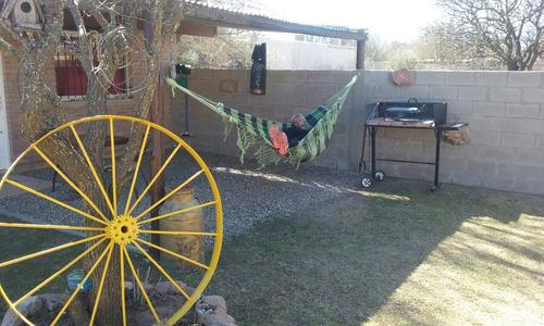 cabañas  los indios