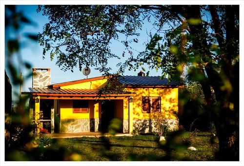 cabañas los picus - villa yacanto de calamuchita