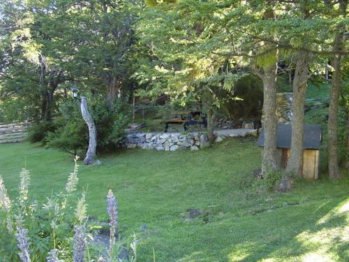 cabañas mulchen   san martin de los andes (rio hermoso)