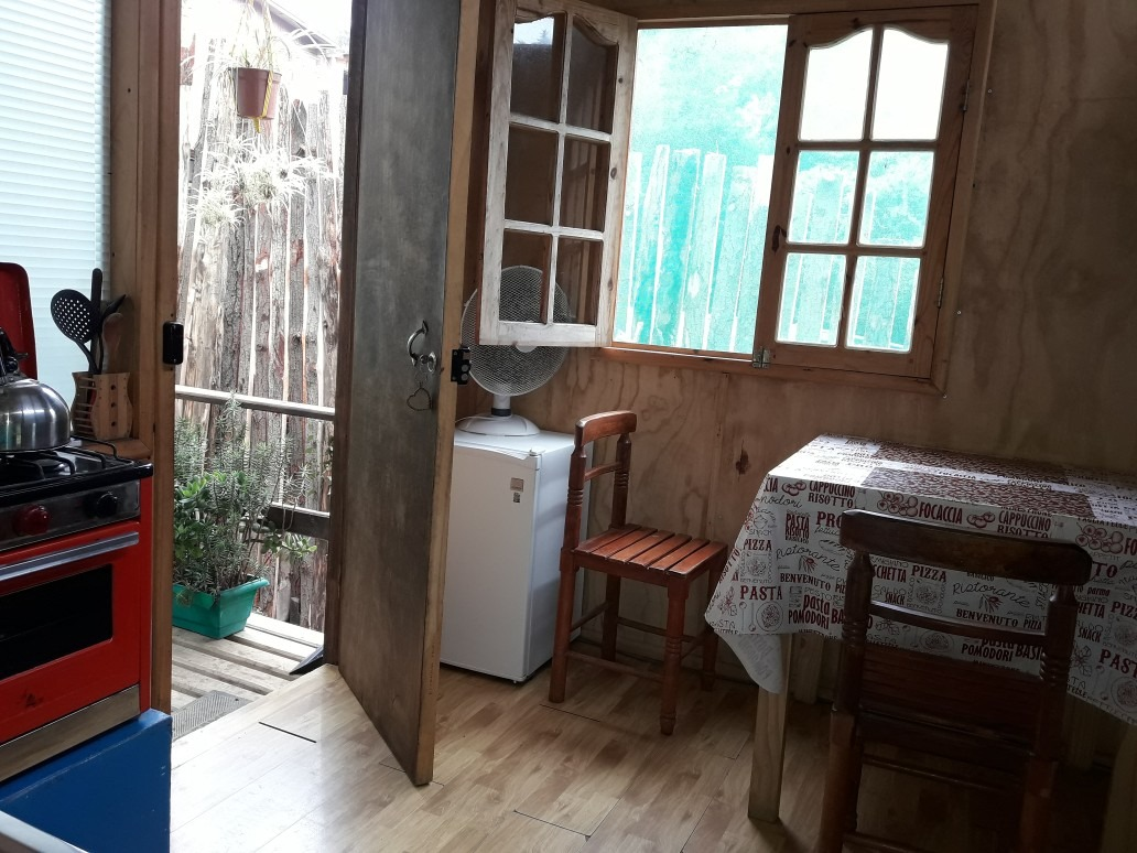 cabañas para 2 personas en isla negra