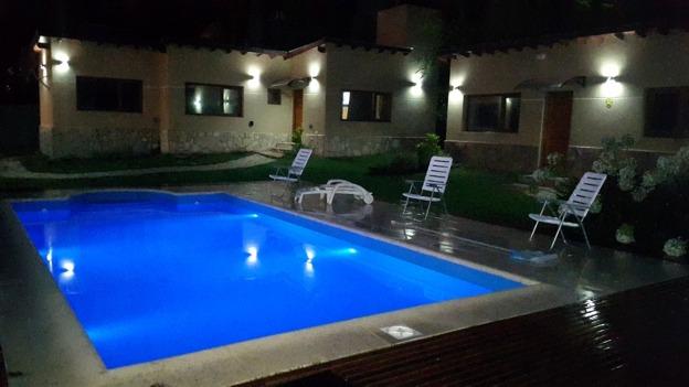 cabañas para alquilar se venden equipadas piscina