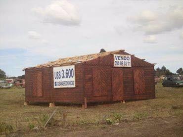 cabañas prefabricadas