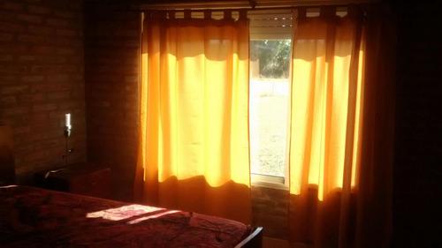 cabañas sierra del la ventana en alquiler por dia