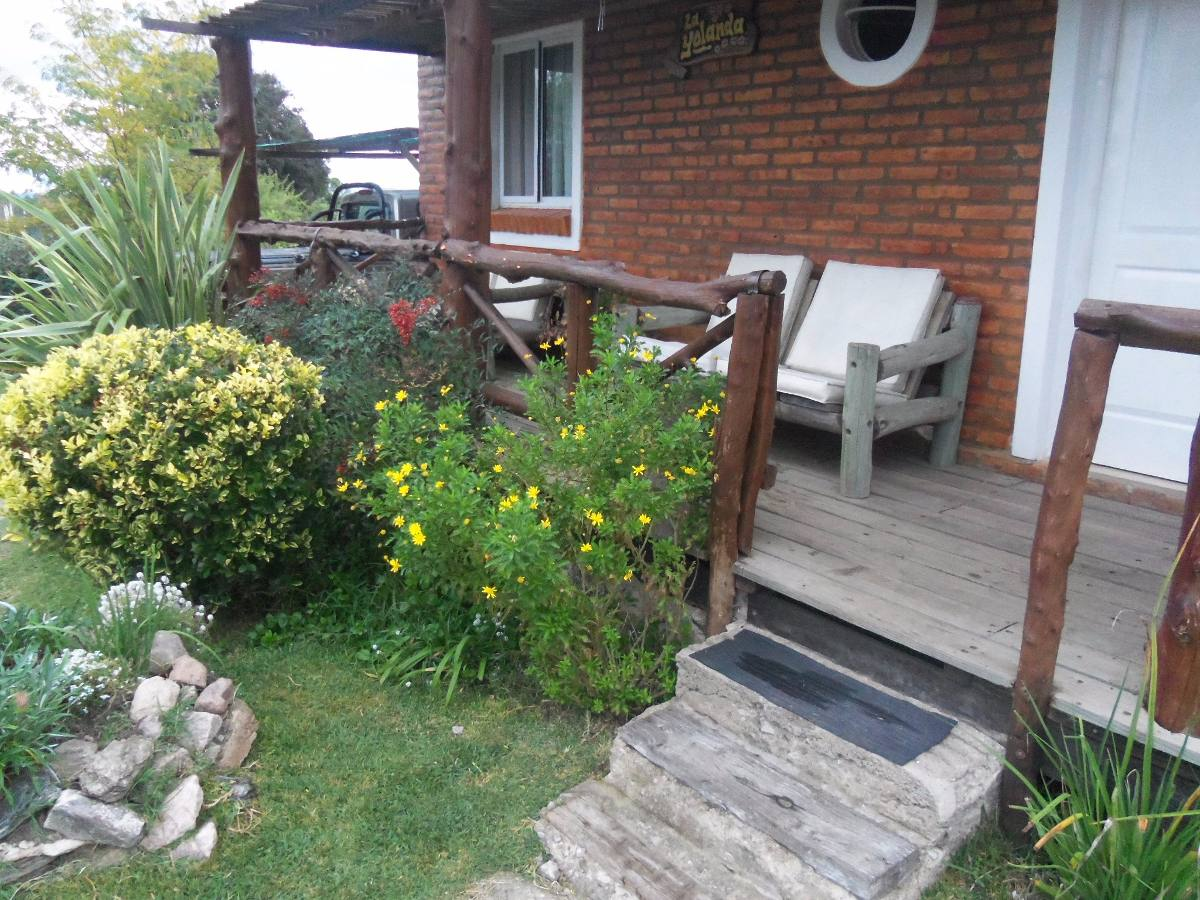 cabañas  villa giardino  2 y 4 personas desde $1200 promo