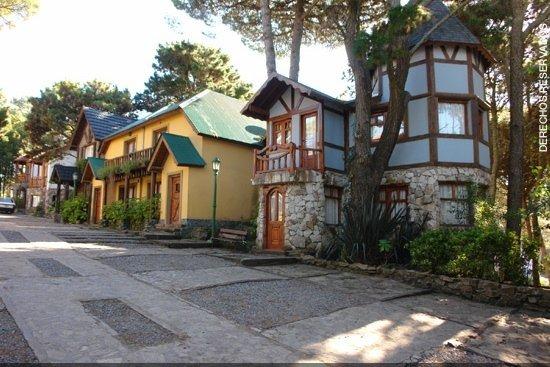 cabaña nº 6 - villa alpina - carilo