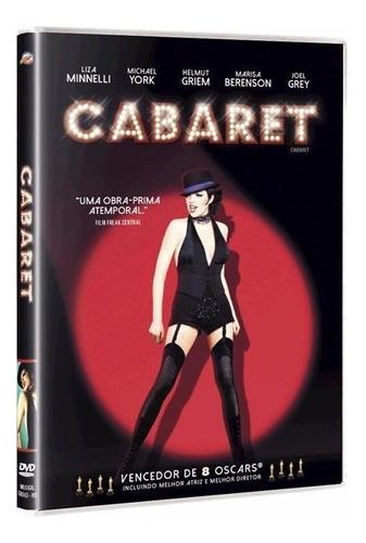 cabaret - dvd - liza minnelli - michael york - joel grey