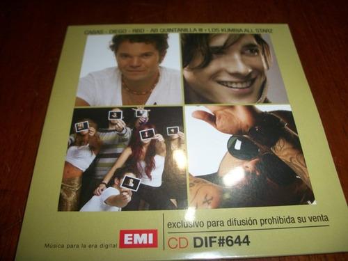cabas-diego-rbd & otros cd promo varios