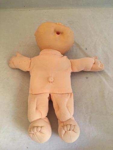 cabbage patch bebé