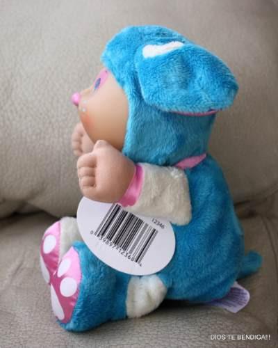 cabbage patch kids muñeco con disfraz de perrito by jakks