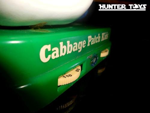 cabbage patch kids, radio, vintage 1985, tel.:35846340