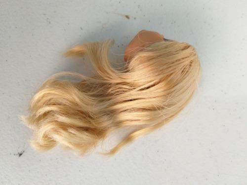 cabeça barbie fashionistas loira no estado t26