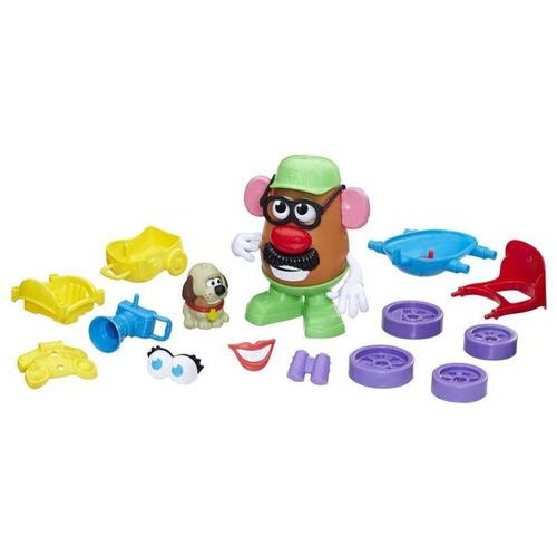 cabeça de batata potato head veículos malucos toy story