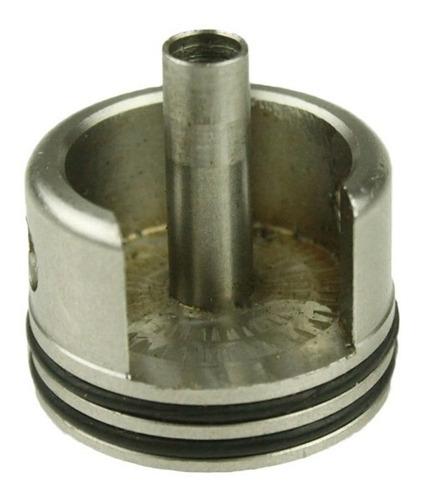 cabeça de cilindro dupla vedação em aço inoxidável