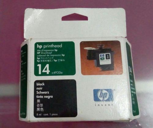 cabeca de impressao hp 14 c4920a black