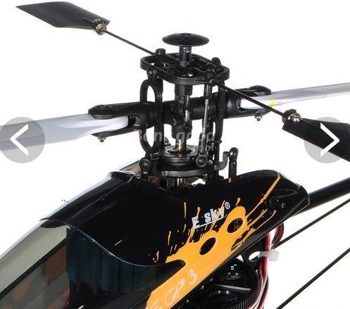 cabeça eixo principal esky honey bee cp3 rc helicopter