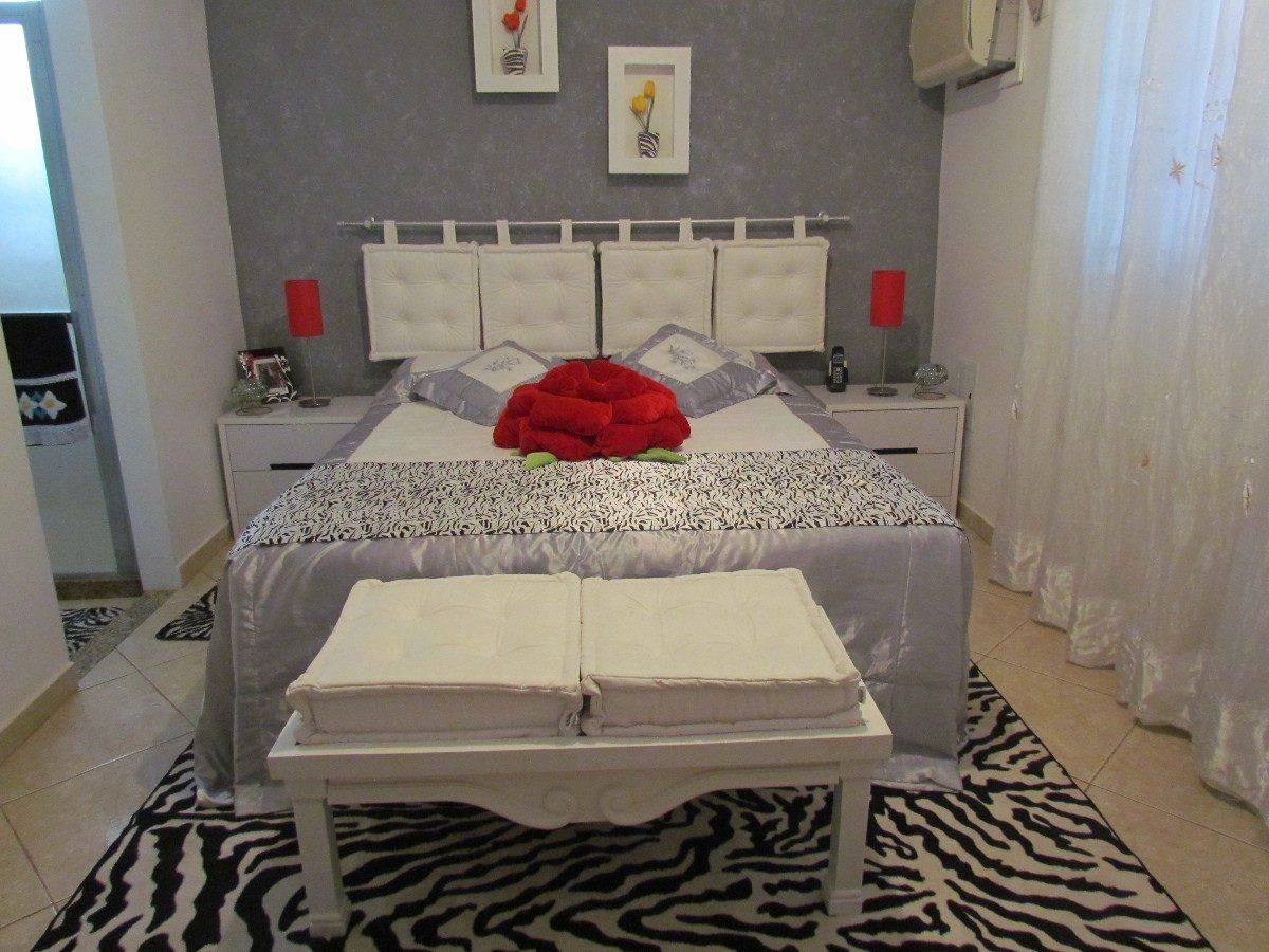 Cabeceira de cama e cama em futon 65 x 60 x 10 r 170 00 for Cama de 60 pulgadas