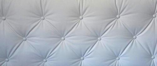 cabeceira de cama em futon.