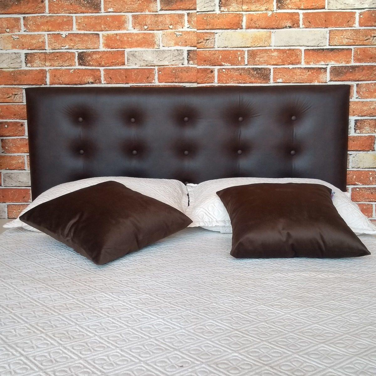 ed15036a3 cabeceira painel cama box casal frete grátis  140x60 rbl. Carregando zoom.